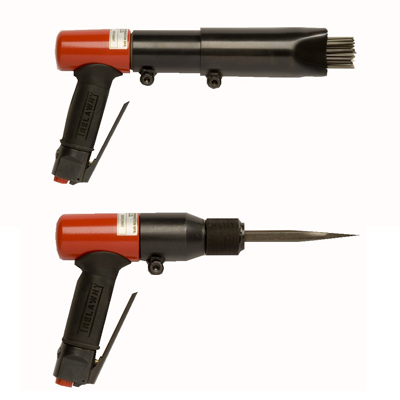 3BPG Pistol Grip & Heavy Duty Needle Chisel Scaler