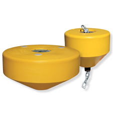 650mm & 1000mm dia. Mooring Buoys