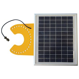 AV-425-RF Radio-Controlled Solar Aviation Light