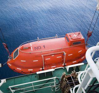 Lifeboats - Liferafts & MES