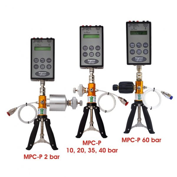 Pneumatic Pressure Calibrator