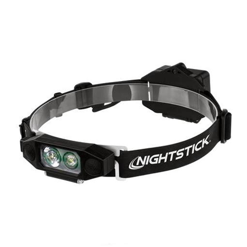 LOW-PROFILE DUAL-LIGHT HEADLAMP