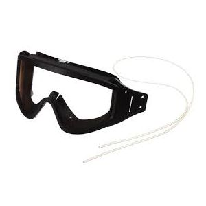 Protective goggles (with adjustable elastic strap)