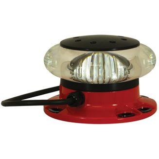 Red LED Medium Intensity Obstruction Light