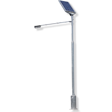 Solar LED Area Light – Complete