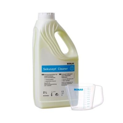 Cleaning fluid for respiratory devices and its quorums (masks, etc.)