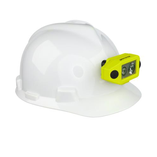 IS LOW-PROFILE DUAL-LIGHT® HEADLAMP W/HARD HAT CLIP