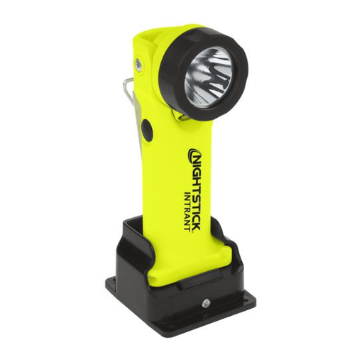 INTRANT® IS RECHARGEABLE DUAL-LIGHT ANGLE LIGHT
