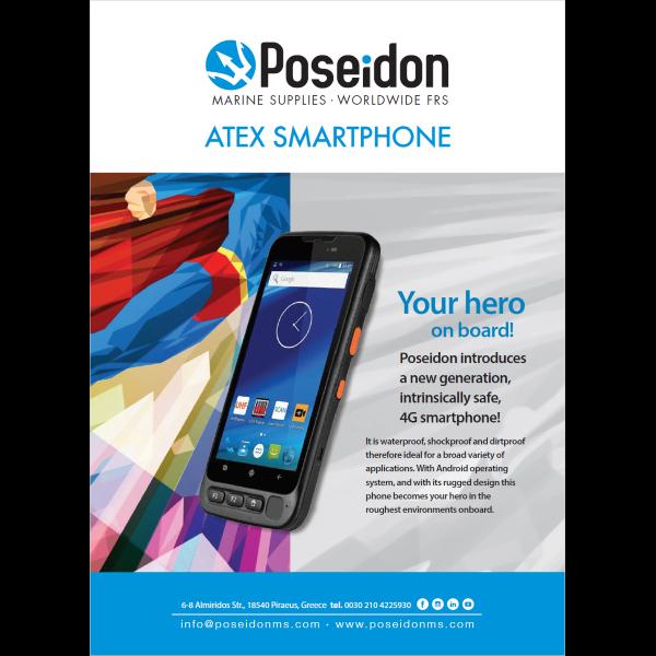 ATEX Smartphone