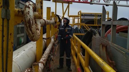 Platform Rig Inspection