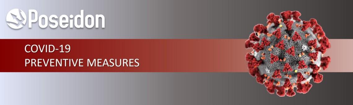 Preventive Measures Due to Covid-19 (Coronavirus)