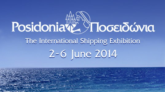 Poseidon Marine Supplies participation in Posidonia 2014 exhibition.