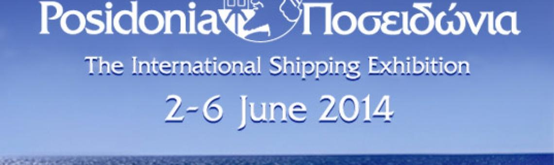 Poseidon Marine Supplies participation in Posidonia 2014 exhibition.