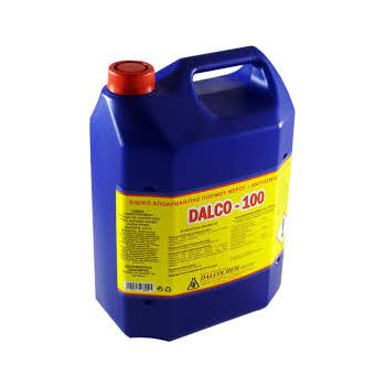 Disinfectant for wide surfaces