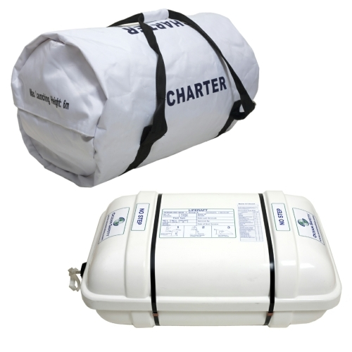 CHARTER ISO – LESS THAN 24 HR PACK