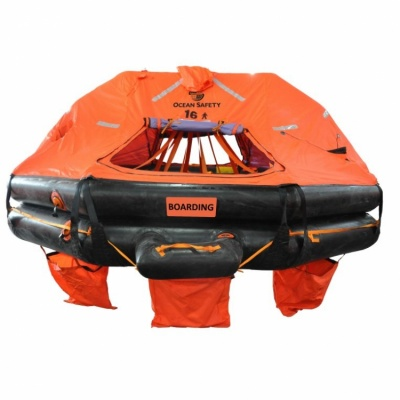 OCEAN – DAVIT LAUNCH LIFERAFT