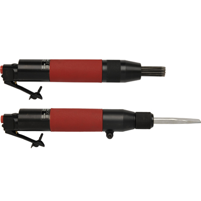 Vibro-Lo VL223 In-Line & Lightweight Needle Chisel Scaler