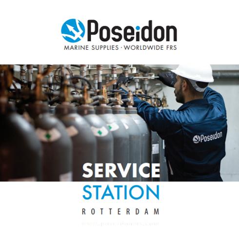 Rotterdam Service Station