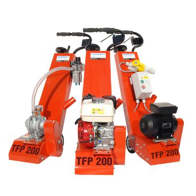 Floor Scarifier TFP 200 Range