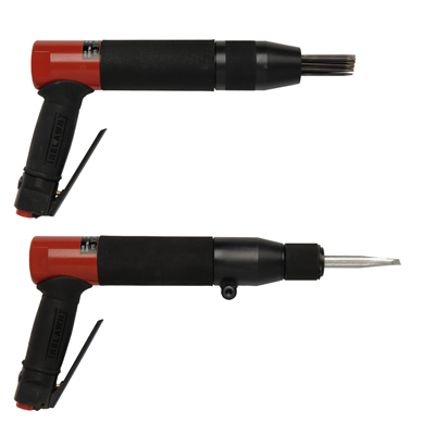 Vibro-Lo VL203 Pistol Grip & Lightweight Needle Chisel Scaler